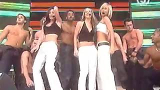 Atomic Kitten - Feels So Good Medley @ Party In The Park, 2003