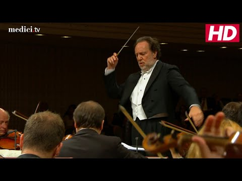 Riccardo Chailly - Tchaikovsky: Manfred Symphony in B Minor (Lucerne Festival)