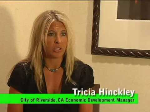 Riverside, CA - Economic Engine
