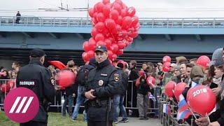 Студента задержали за акцию Навального прямо на лекции