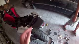 Vlog Geje | DIY Pasang Undertail di Yamaha R15 V3