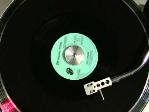 The Rolling Stones - Hot Stuff (Special Edited Short Version) 45 RPM vinyl (Blue Label Promo)