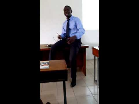 Lectures on Removal of Company Directors, by Dr. Pereowei Suba, NIger Delta University