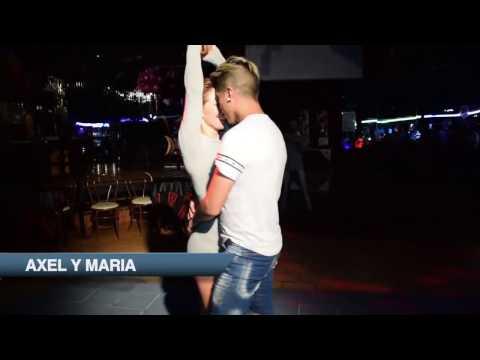 Ahora que te vas — Axel y Maria | Bachata Sensual 2018 (INCREIBLE)