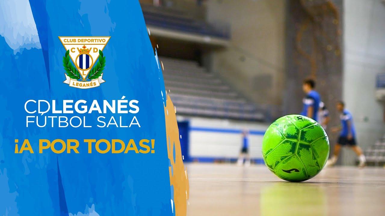 El C D Leganés Y El C D Leganés Fútbol Sala Firman Su Acuerdo De Colaboración C D Leganés Web Oficial