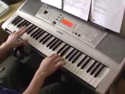 Kryštof ft. Tomáš Klus-Cesta Piano Cover CZ