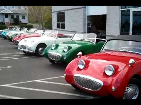 Passion For Austin Healey Bugeye Sprites 10 Cars For Sale Youtube