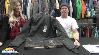 The Cell Jacket by Quiksilver - Men