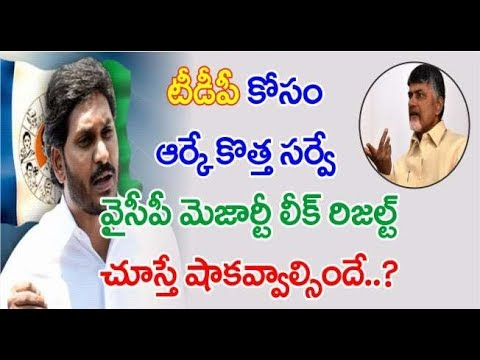 CM Chandrababu Naidu Special Survey On Nandyal | టీడీపీ కోసం ఆర్కే కొత్త సర్వే  | Janahitam Tv