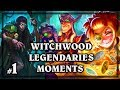Moments of The Witchwood Legendaries #1 ~ Hearthstone Heroes of Warcraft