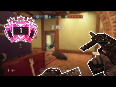 The Best CHAMPION Clutches! -Rainbow Six Siege: Console(Xbox) Champion Ranked