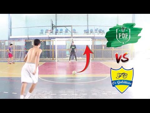⚽ Segundo Tempo Emocionante ⚽ PERNAS DE PAU FC vs GALATICOS