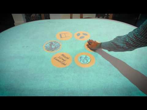 Overly / Interactive museum installation / 2016