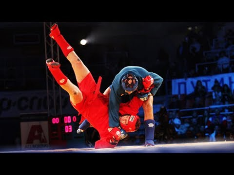 Combat Sambo - This Is Real Power