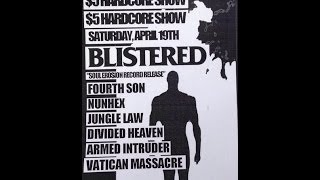 BLISTERED SOUL EROSION RECORD RELEASE PEMBROKE PINES FL @ SICK KYLES 4/19/14