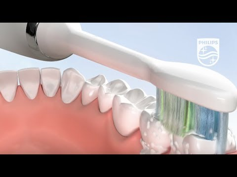 how-to-brush-with-sonicare-diamondclean-|-philips-|-sonic-electric-toothbrush-|-hx9332