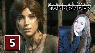 EXTREME TOMB RAIDING | Rise Of The Tomb Raider Gameplay Walkthrough Part 5