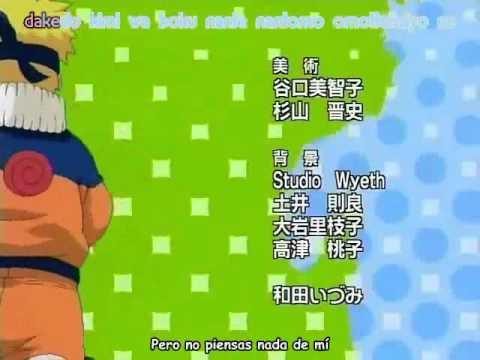 Naruto Ending 8   Hajimete Kimi To Shabetta By GagagaSP