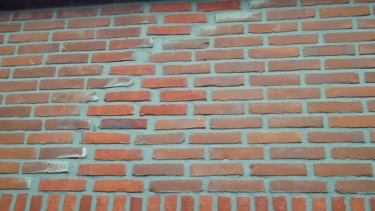 Vaak Scheuren in muur: Herstellen is best mogelijk! - YouTube PX25