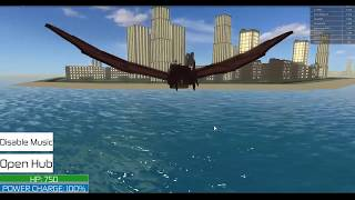 Roblox Ep.48 Godzilla: Monsters Awakened Huge Update and finally getting to use the Male MUTO
