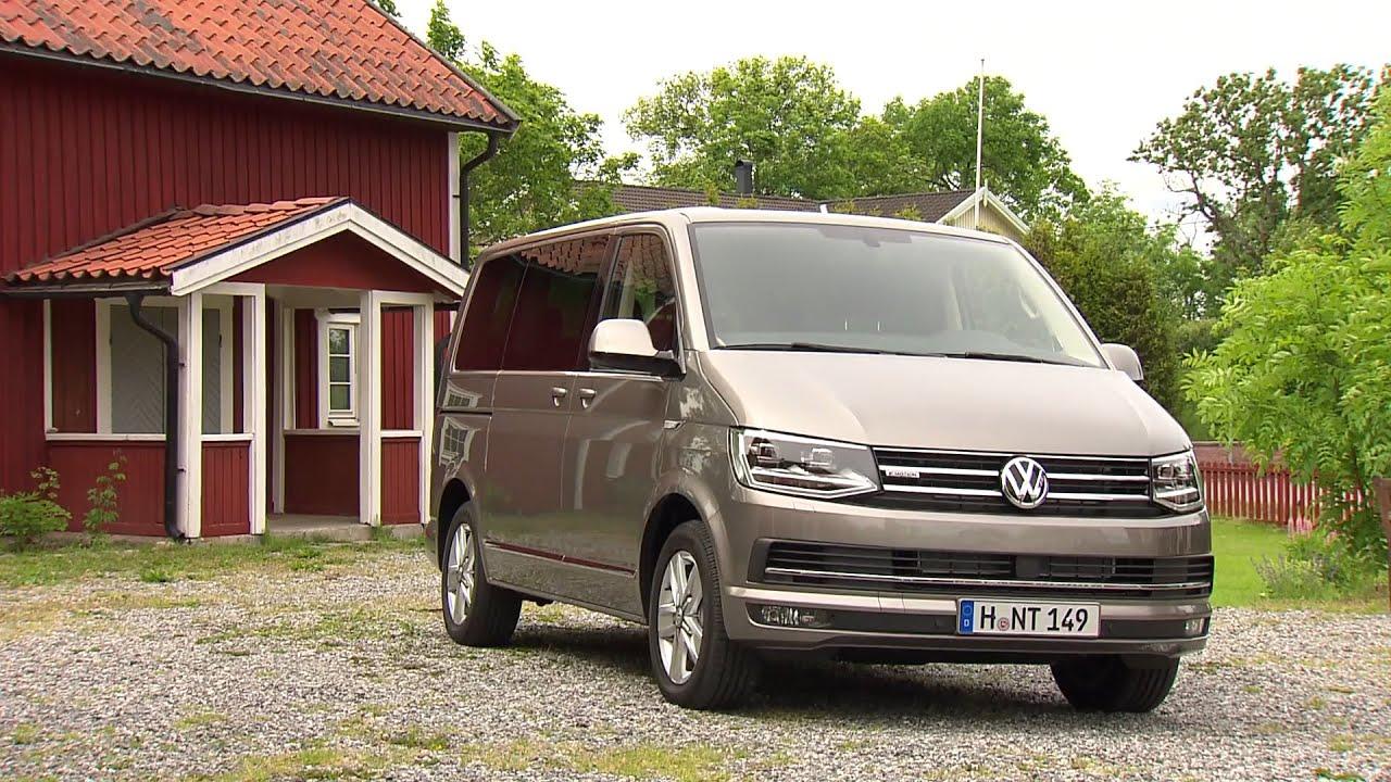 Volkswagen T6 Multivan Highline 4motion Youtube