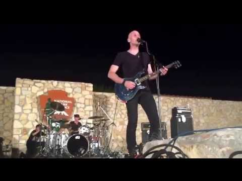 Vertical Horizon. Everything You Want. 7/12/15. Music Under the Stars. El Paso, Texas.