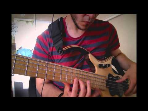 Dirty Loops - Circus // KEYBOARD SOLO on Bass
