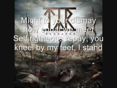 Tyr-By The Sword In My Hand-Lyrics