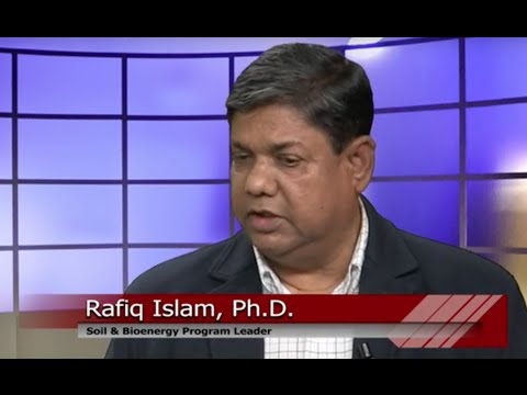 AgriTalk - Rafiq Islam, Soil Sustainability
