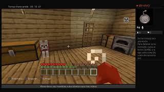 Minecraft parte 2 (DIRECTO)