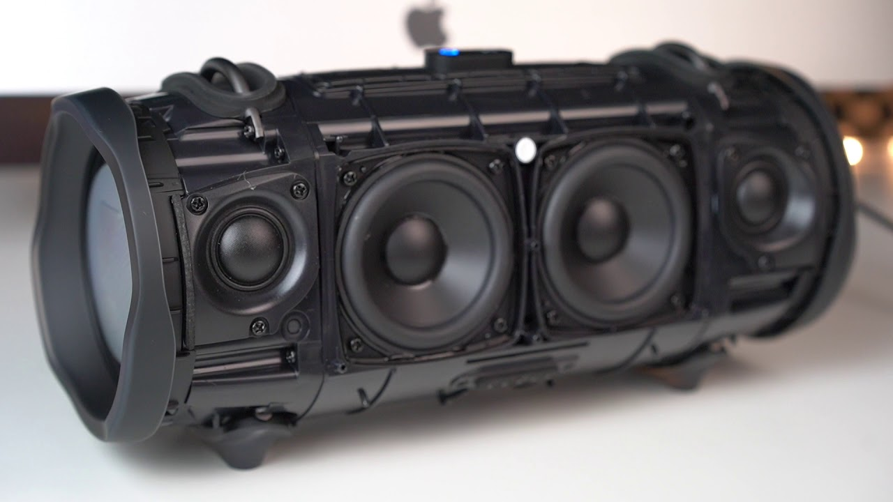 JBL Xtreme 2 - MEGA EXTREME LOW FREQUENCY MODE BASS TEST EXCURSION 2018