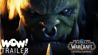 World Of Warcraft Battle For Azeroth - Lost Honor- Cinematic Trailer