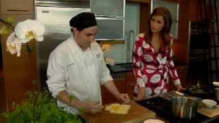 Gnocchi With Pecorino Cream Sauce By Dan Orvis