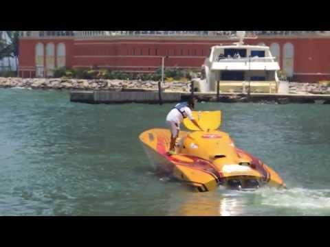 Global Warmer Offshore Racing Team (Trinidad & Tobago) HD