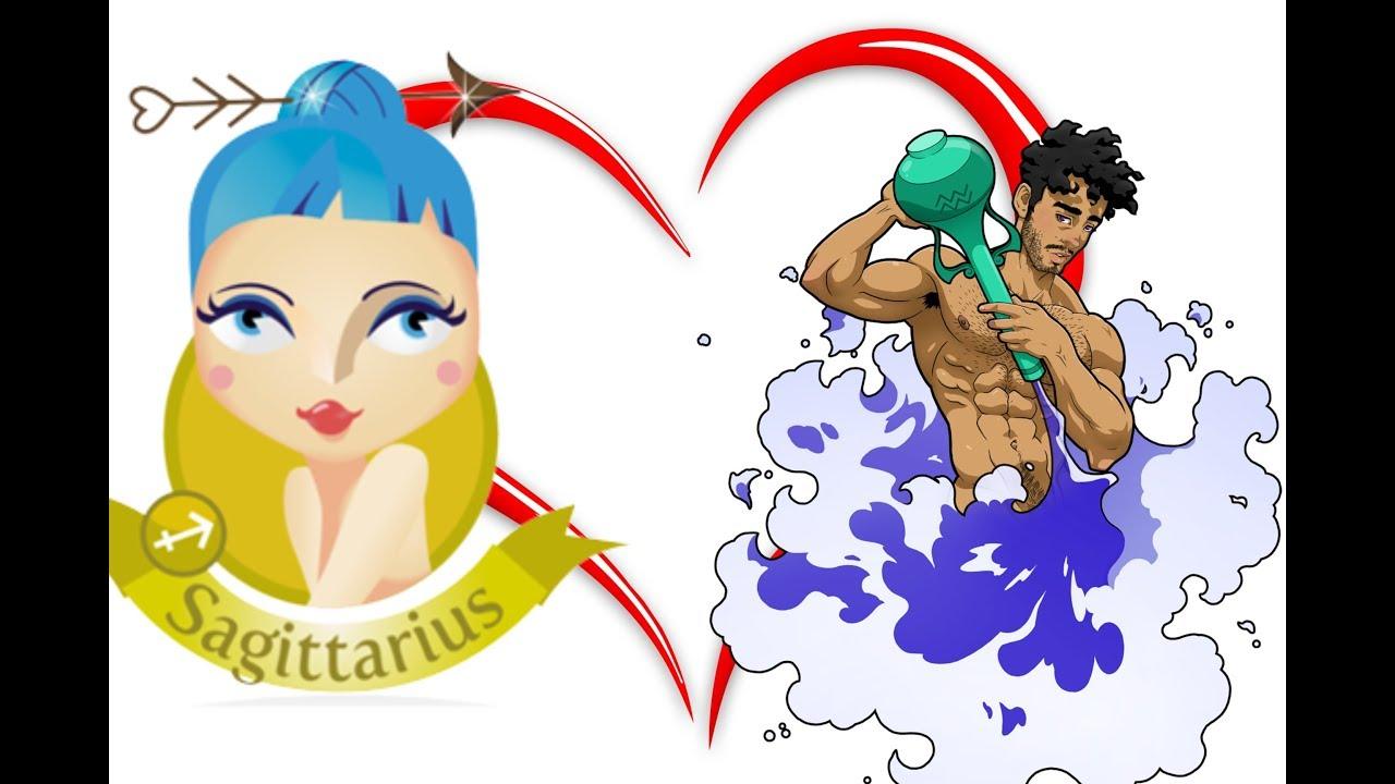 Sagittarius Woman and Aquarius Man - Compatible?