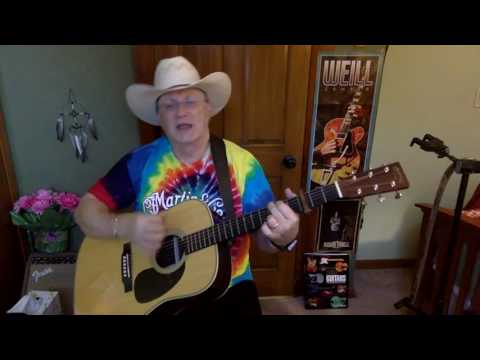 1057b -  Check Yes Or No -  George Strait vocal & acoustic guitar cover & chords