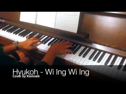혁오(Hyukoh) - 위잉위잉(Wi Ing Wi Ing) 피아노 커버 Piano Cover by Kismoeb