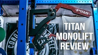 Titan Adjustable Monolift Attachment Review