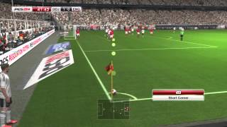 PES 2014 - Germany vs England Gameplay HD 1080p