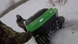 По снігу в гірку. Межа можливостей БК РОСТИН