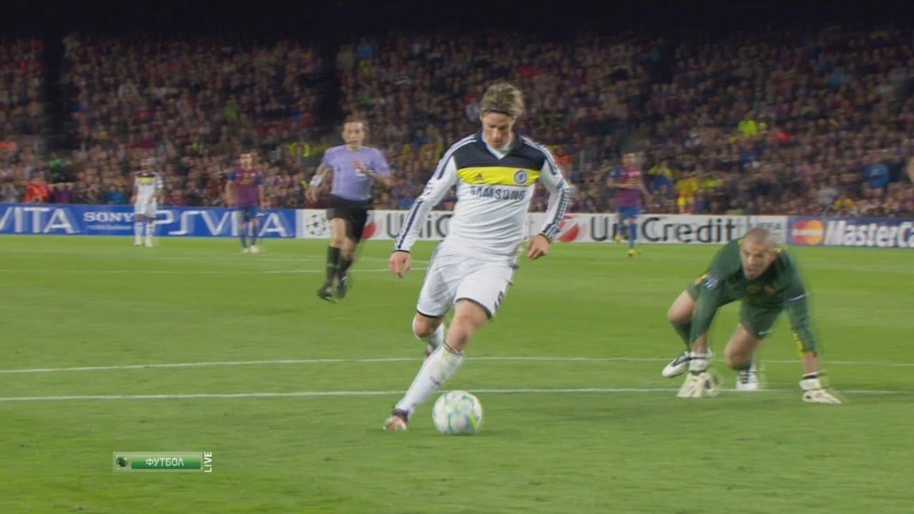 Lionel Messi Vs Torres