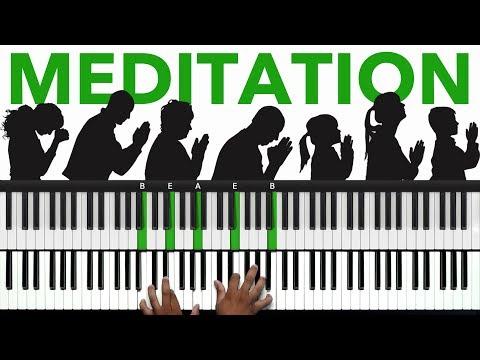 MEDITATION | Relaxing Piano | Talk Music in ALL 12 KEYS
