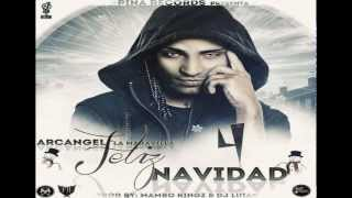Arcangel - Feliz navidad 4 [High definition MP3] [Letra]