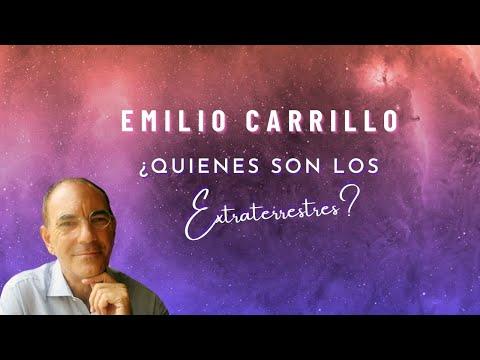 Emilio Carrillo.  Los Extraterrestres ¿Quiénes Son?, ¿De Dónde Vienen?, ¿Para Qué Vienen?
