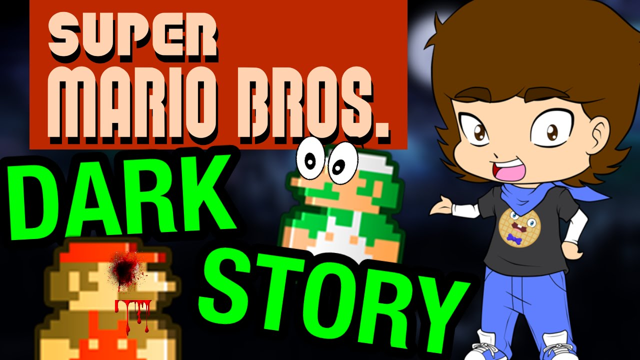 Download Mario's DARK STORY? (Super Mario Bros. Theory) - ConnerTheWaffle