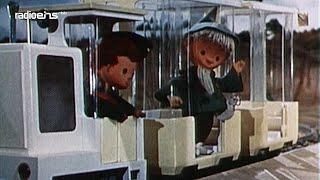 Der Sandmann für Erwachsene #44 – Pioniereisenbahn