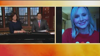 Interview With Kristen Bell On Hurricane Irma