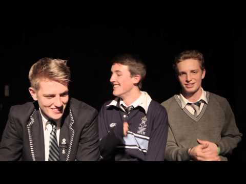 St Andrew's Cathedral School Class of 2014 Revue
