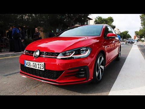 Volkswagen Golf 7 2017 - первые впечатления в формате VLOGa