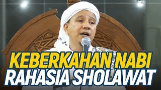 Keberkahan Nabi dan Rahasia Sbolawat: Habib Novel Alaydrus